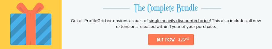 ProfileGrid Extensions Bundle
