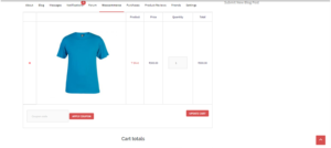 User Profile With WooCommerce Shortcodes frontend functions