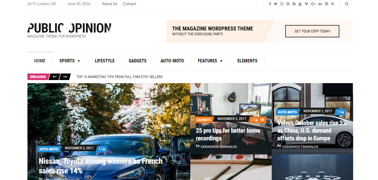 Best WordPress themes for Membership Sites public opinion