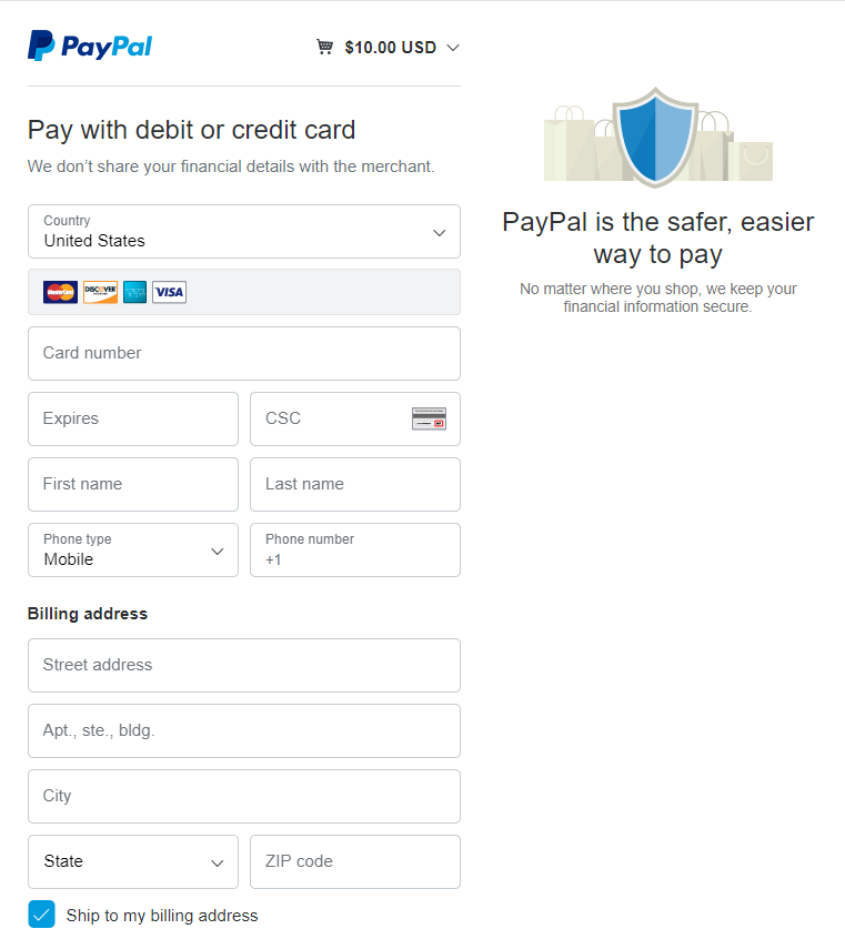 Build Paid Membership Site Using PayPal frontend
