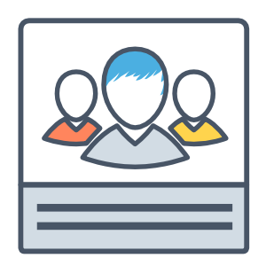 Custom Group Fields Icon