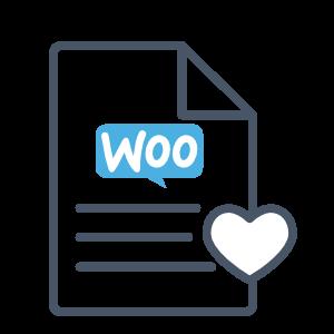 WooCommerce Wishlist Icon