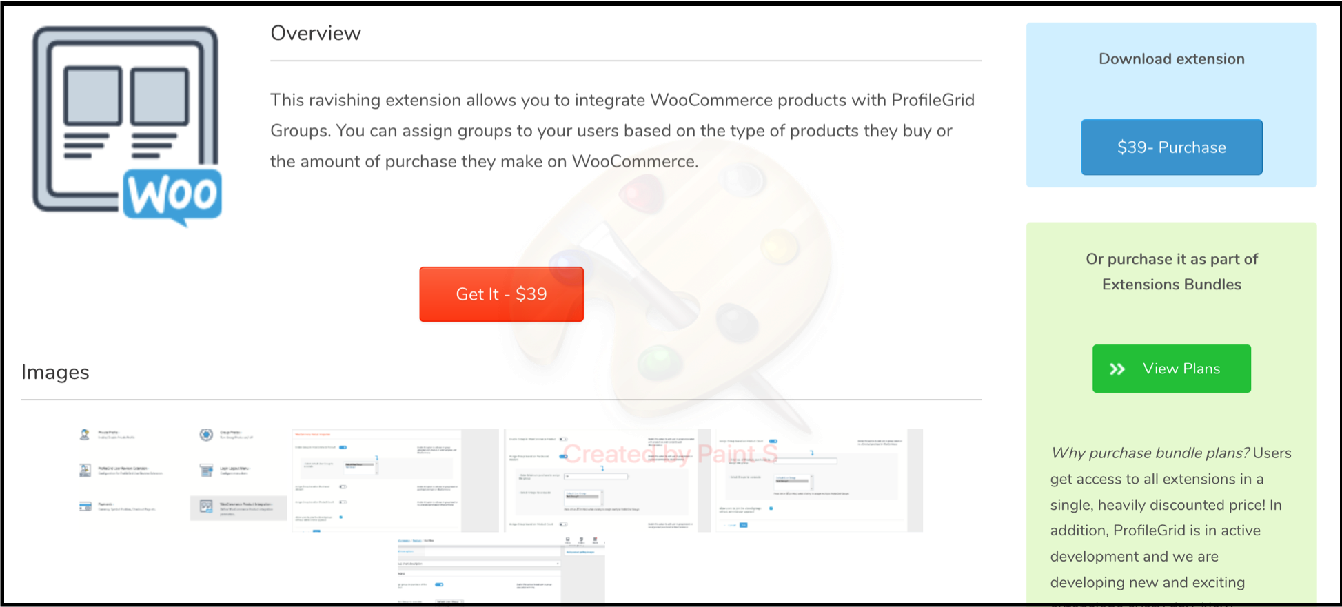 WooCommerce Product Integration Extension