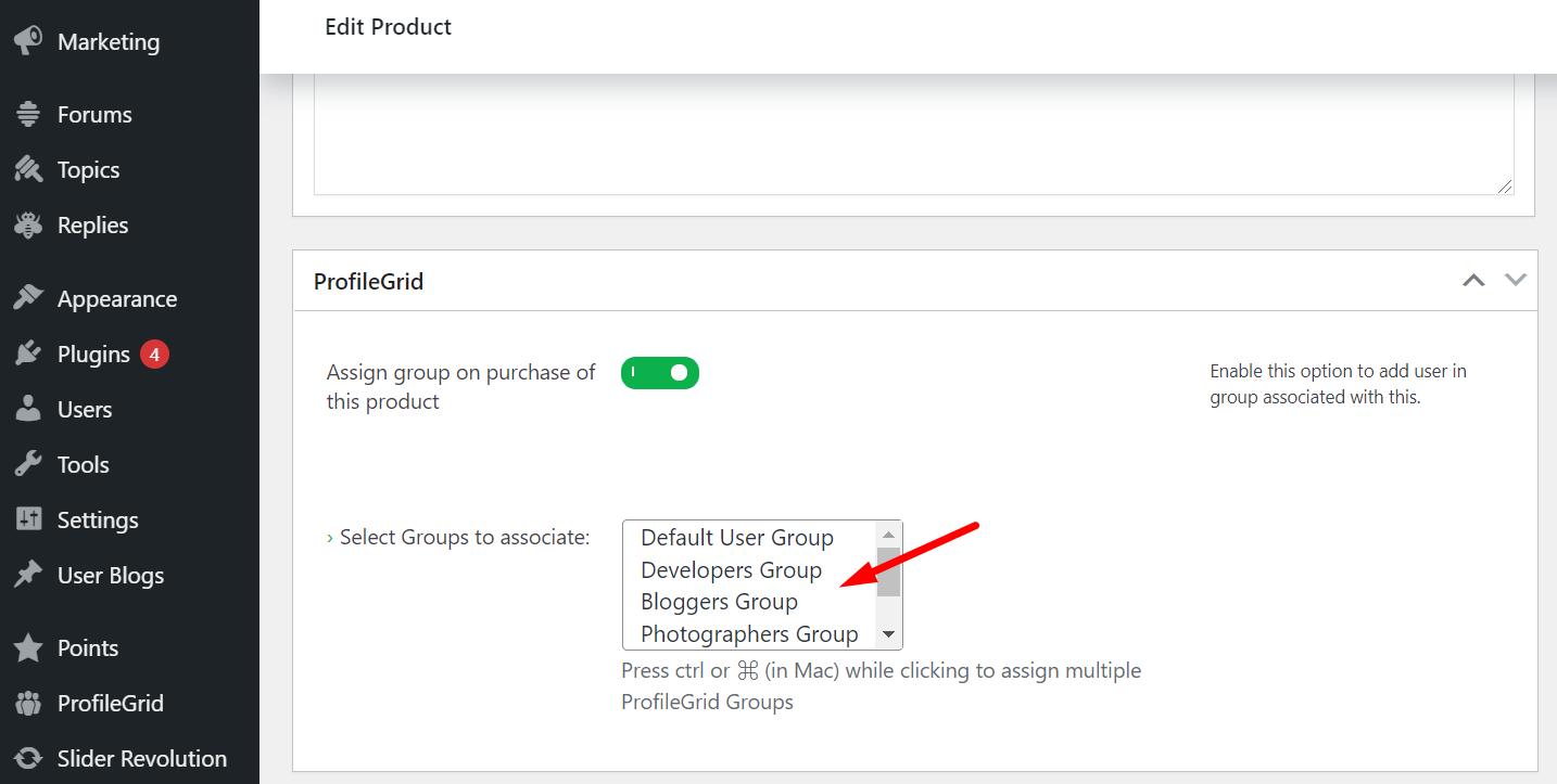WooCommerce membership subscriptions
