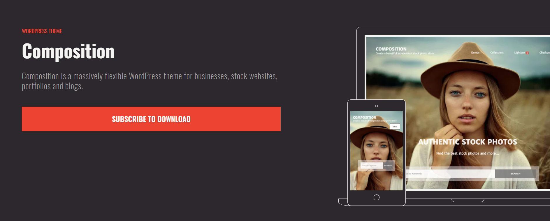 best website themes