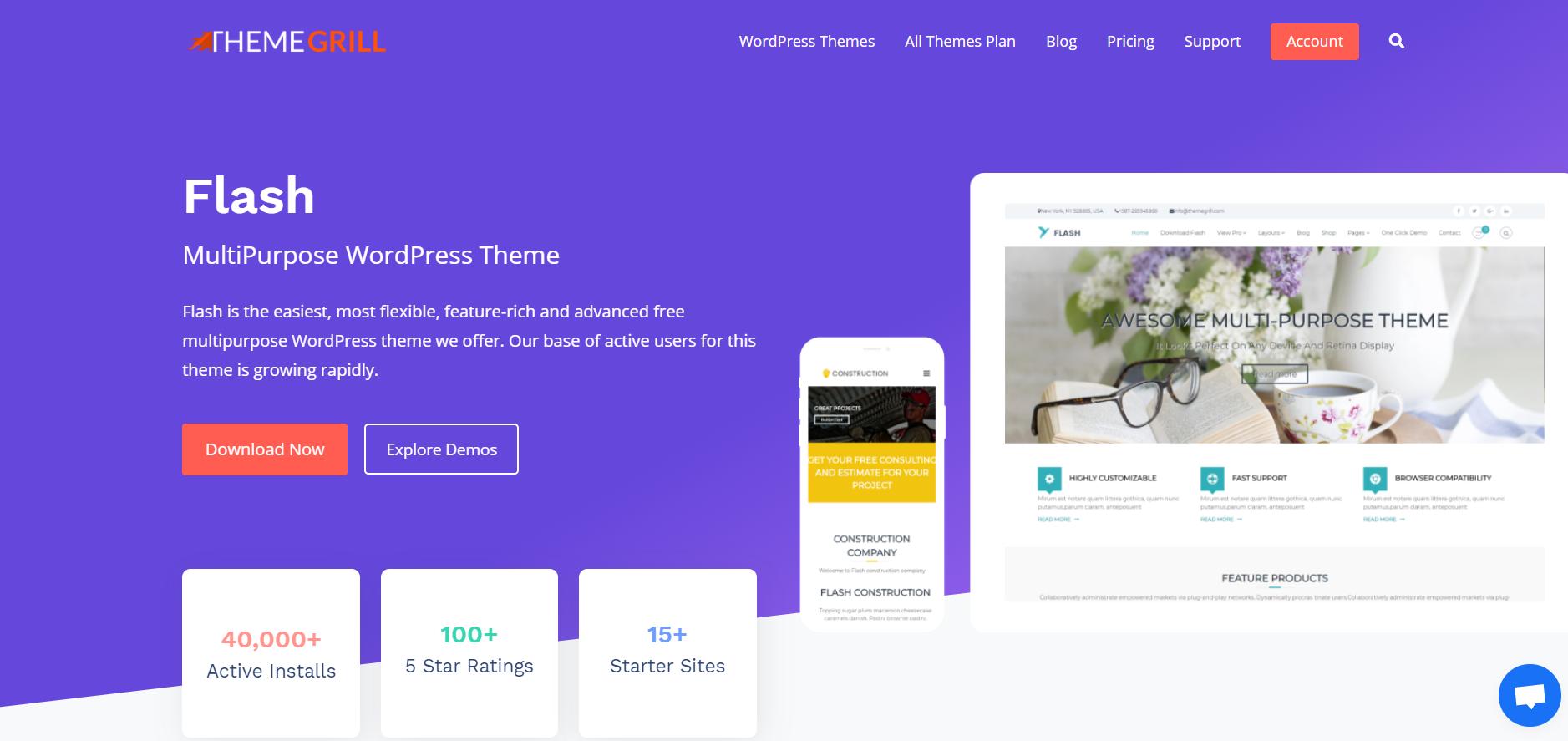best multipurpose wordpress themes