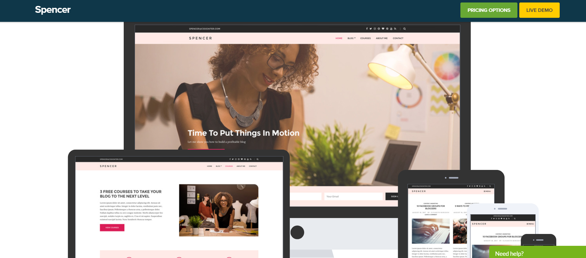 best website themes for wordpress