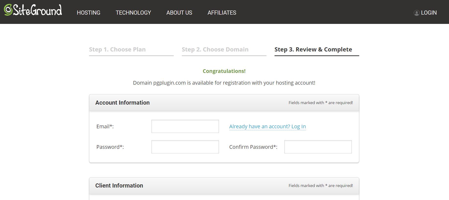 create a subscription website